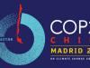 Logo for UN climate change conference (COP25)