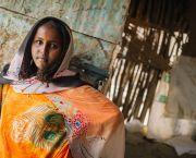 A pastoral women in Ethiopia