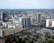 Nairobi in Kenya is one of many fast-growing cities across Africa (Photo: Stuart Price/Make it Kenya, Creative Commons via Flickr)