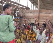 A women's focus group is a key part of a governance assessment at Lake Mburo National Park in Uganda. It's essential that gender equality and equity is addressed in research proposals and activities (Image: IIED)