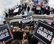 Paris, January 2015: More than one million people march against terrorism (Photo: Olivier Ortelpa, Creative Commons, via Flickr)