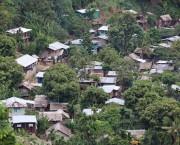 Settlement in Solomon Islands.
