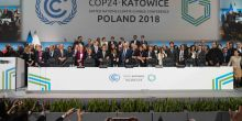 The closing plenary of the COP24 climate talks (Photo: UNclimatechange, Creative Commons via Flickr)