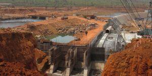 Kaleta Dam under construction in Guinea (Photo: Jamie Skinner/IIED)