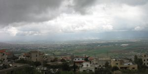 Although aid agencies provide emergency help in Lebanon's Bekaa Valley, only long-term planning can deal with the wider environmental stresses (Photo: Caroline King-Okumu/IIED)