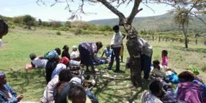 Identifying social impacts at Ol Pejeta Conservancy in Kenya