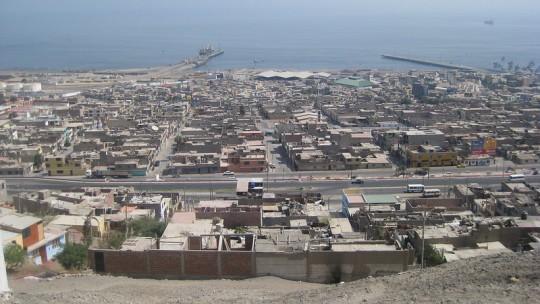 Views from Ilo, Perú