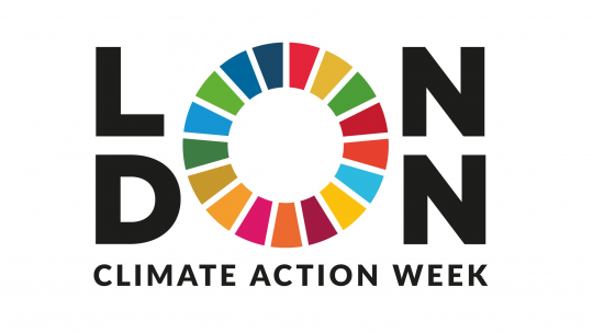 London Climate Action Week logo
